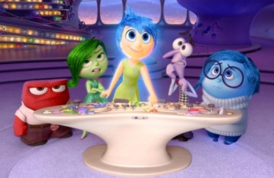 "Disney Pixar's ""Inside Out"" from Pop Culture Nerd."