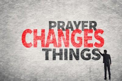 The Power of Fervent Prayers